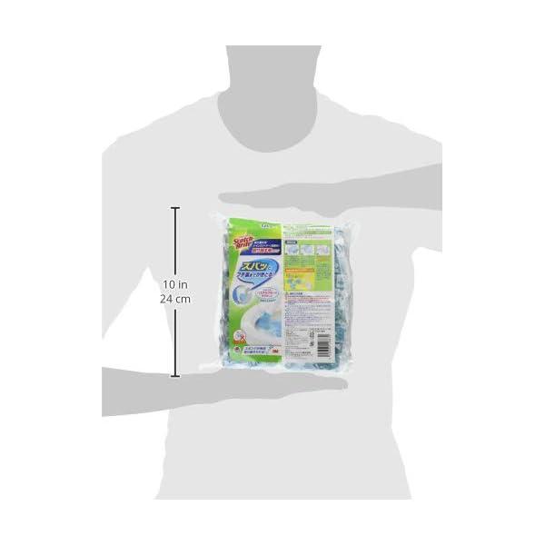 3M トイレブラシ クリーナー 洗剤付 取替...の紹介画像10