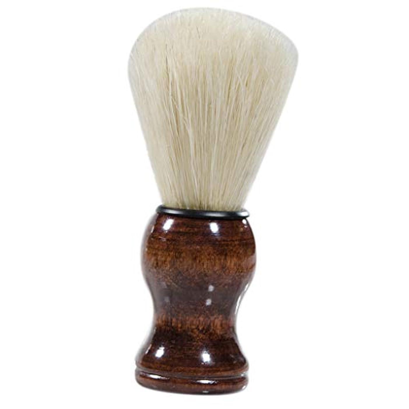動機付ける放射能遷移Hellery ひげブラシ シェービングブラシ 髭剃りブラシ 理容 洗顔 髭剃り 泡立ち 父 プレゼント