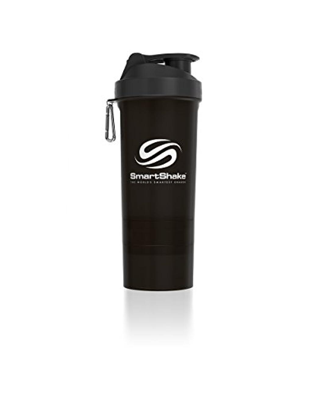 振動する期待こどもの日SmartShake - オリジナル シェーカー カップ ブラック - 20ポンド