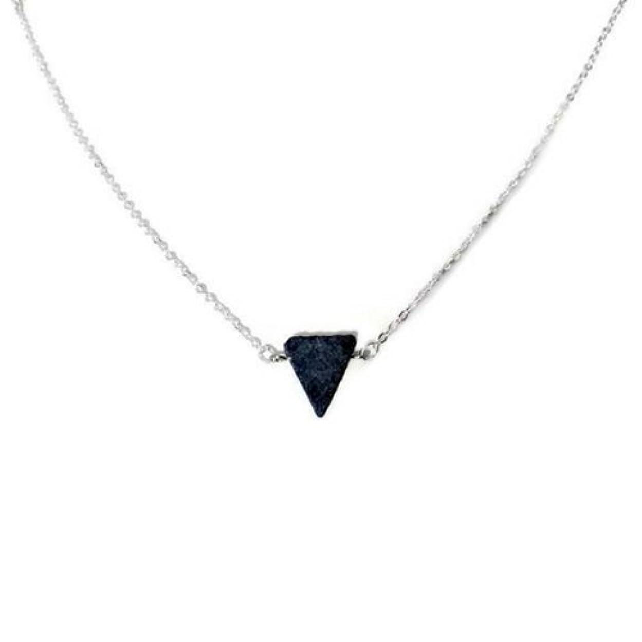 欠陥シャンパン聴覚Essential Oil Diffuser Necklace Lava stone jewelry [並行輸入品]