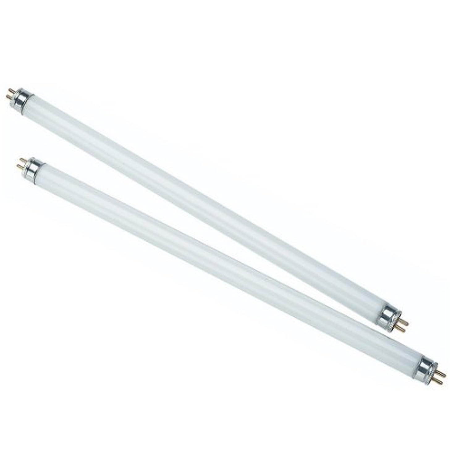電池変化する圧倒するJET5000用交換ライト 2本入