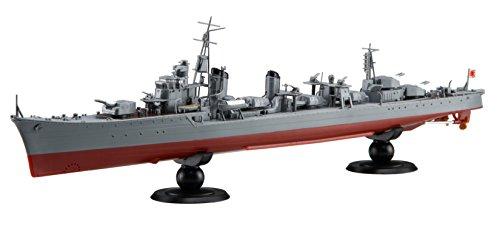 フジミ模型 1/350 艦NEXTシリーズ №1 日本海軍駆逐艦 島風 最終時/昭和19年 色分け済み プラモデル 350艦NX-1