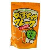 北海道特産 かぼちゃフレーク 100g