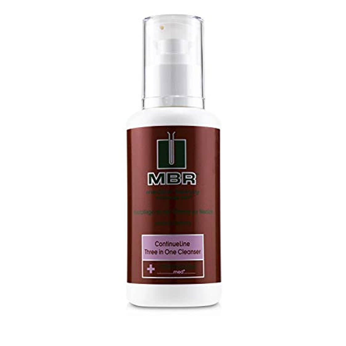 愛する固執ヶ月目MBR Medical Beauty Research ContinueLine Med ContinueLine Three in One Cleanser 150ml/5.1oz並行輸入品