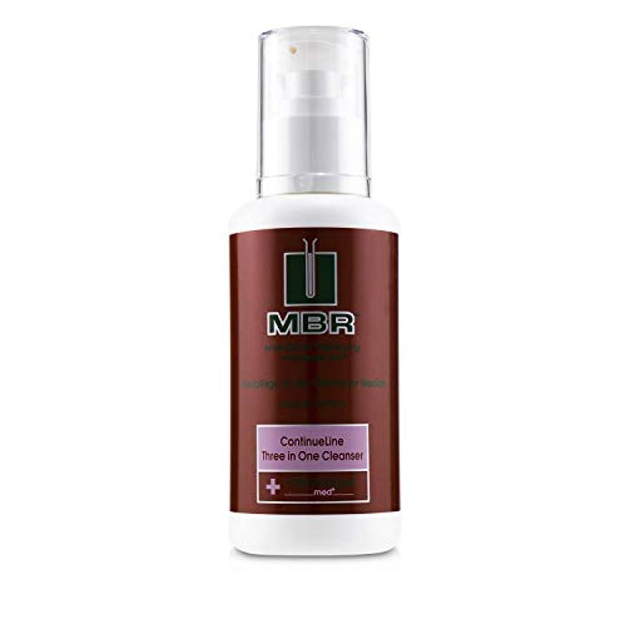 育成十分にシンカンMBR Medical Beauty Research ContinueLine Med ContinueLine Three in One Cleanser 150ml/5.1oz並行輸入品