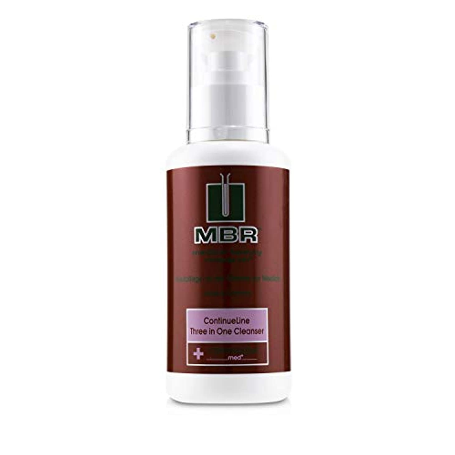 困惑する放棄された内なるMBR Medical Beauty Research ContinueLine Med ContinueLine Three in One Cleanser 150ml/5.1oz並行輸入品
