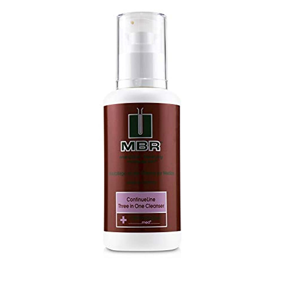 MBR Medical Beauty Research ContinueLine Med ContinueLine Three in One Cleanser 150ml/5.1oz並行輸入品