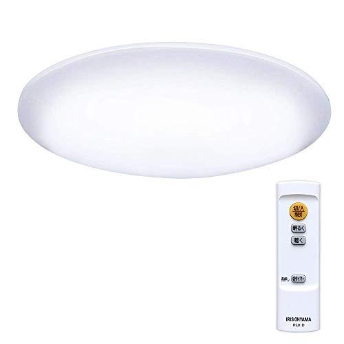 LED シーリングライト アイリスオーヤマ 6畳 調光タイプ 常夜灯 5年保証 CL6D-5.0