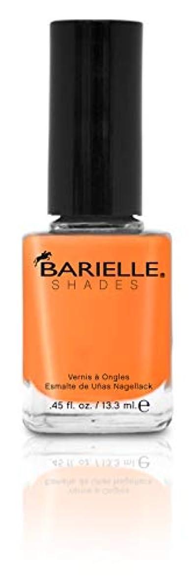 出版孤独な損傷BARIELLE バリエル マスクメロンオレンジ 13.3ml Joytini 5049 New York 【正規輸入店】