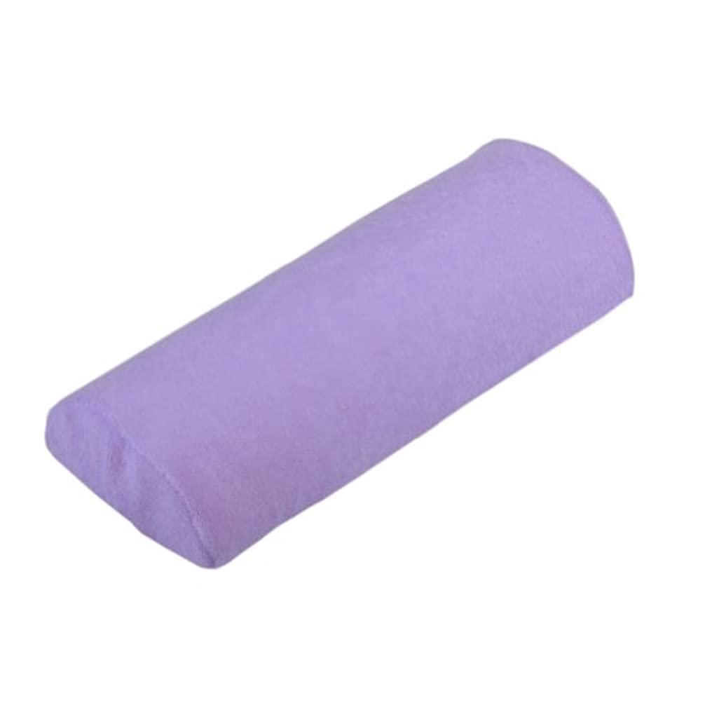 最小ポンド着るYuelian(TM) 手の枕 ネイルアートネイル用 ハンドピロー ジェルネイルまくら ネイル枕 (5 ライトパープル)