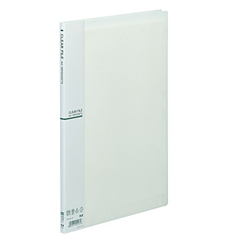 [해외]테지 클리어 파일 A4 10P 아이보리 CF-441-31/Taisy Clear File A 4 10 P Ivory CF - 441 - 31