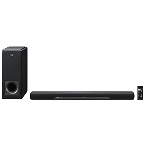 ヤマハ フロントサラウンドシステム YAS-207 4K HDR映像対応 HDMI DTS Virtual:X Bluetooth YAS-207(B) -