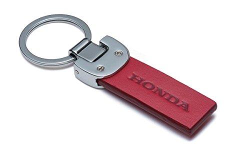 Honda(ホンダ) レザーキーリング レッド サイズ 0SYTN-T93-...