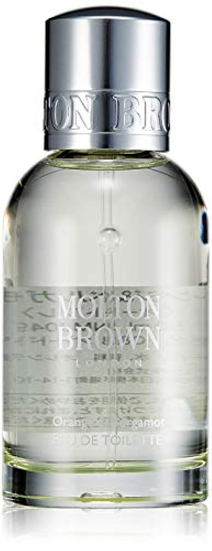 手アラビア語母MOLTON BROWN(モルトンブラウン) オレンジ&ベルガモット コレクション O&B オードトワレ