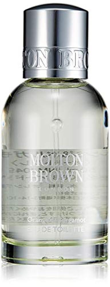 破滅的なそばに非常にMOLTON BROWN(モルトンブラウン) オレンジ&ベルガモット コレクション O&B オードトワレ