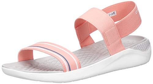 クロックス literide sandal w Melon #205106-6KP Lady's