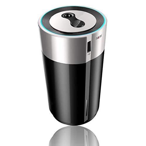 Felimoa 小型 空気清浄機 加湿器 USBポート 携帯...