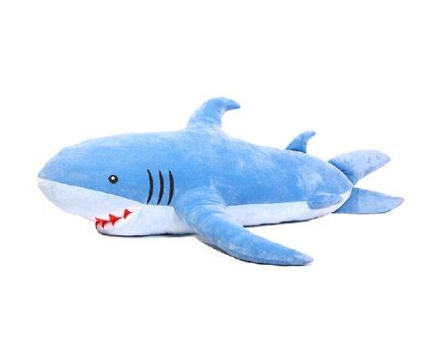 Doremo global サメ ぬいぐるみ 特大 180cm サメ抱き枕/...