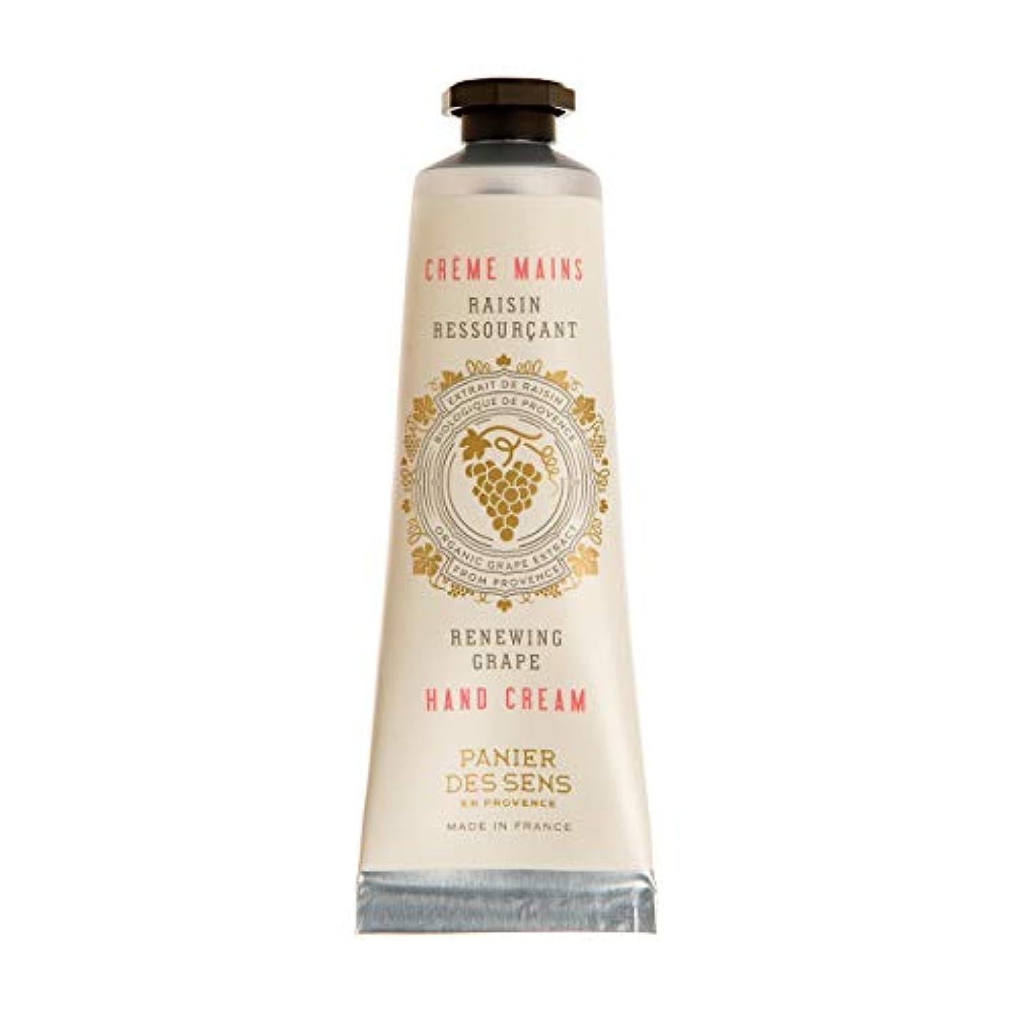 表面的な返還風味Panierdessens(パニエデサンス) PDS ハンドクリーム ホワイトグレープのフレッシュな香り 30mL(手肌用保湿 フランス製)