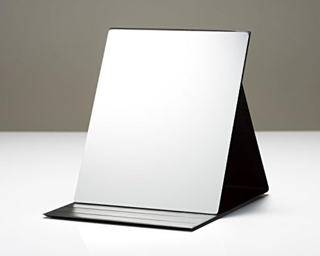 望み石製作割れないミラー いきいきミラー折立(3L)