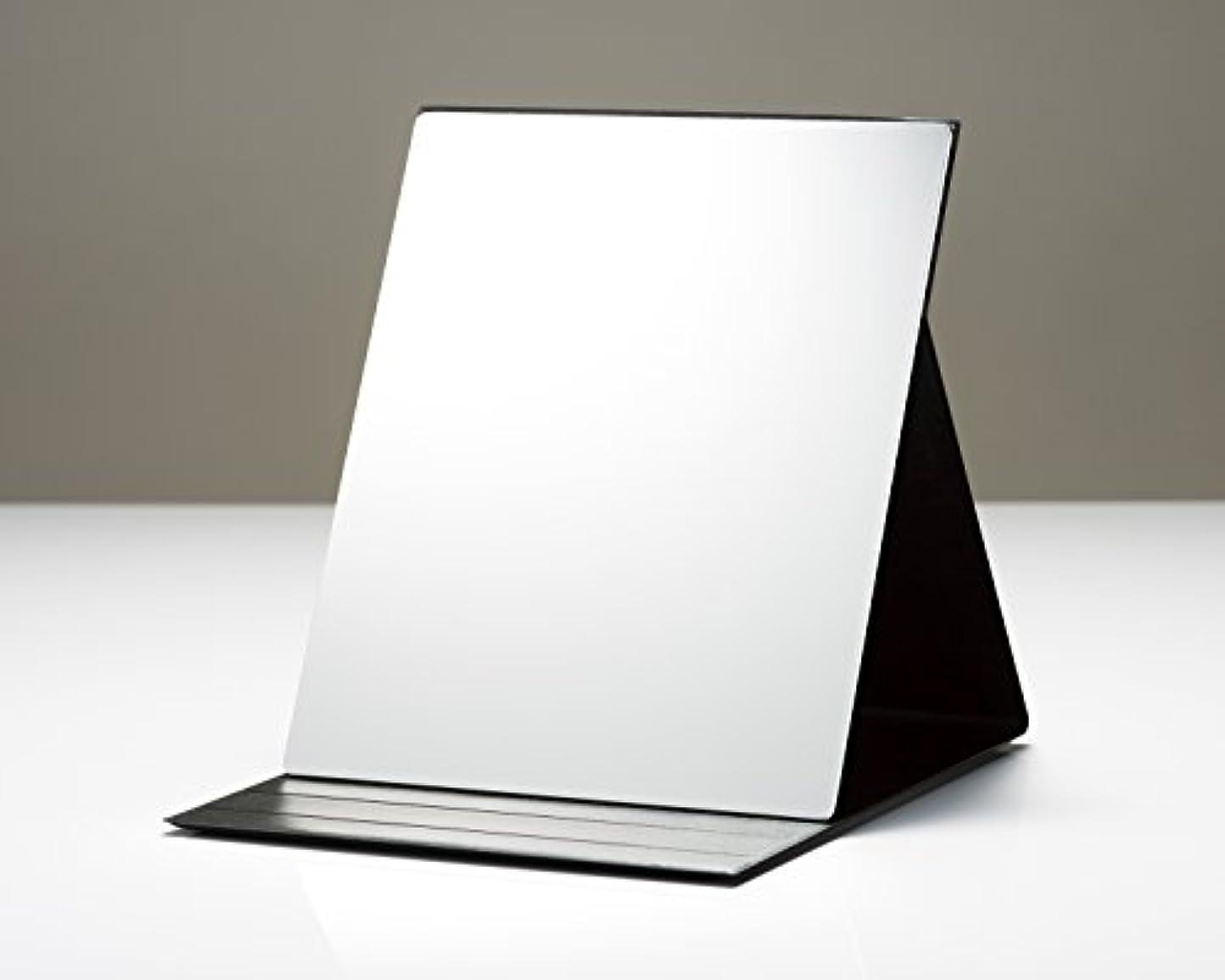対象ショッキング正確な割れないミラー いきいきミラー折立(3L)