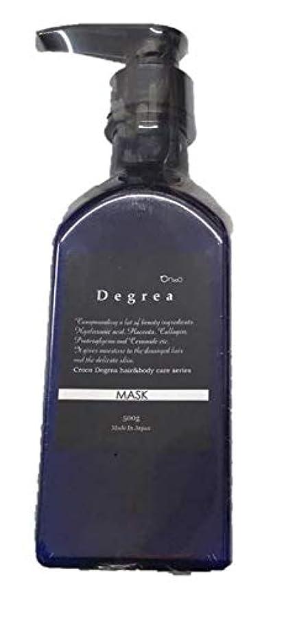 オプショナルママ瞑想クロッコ ディグレア マスク 500ml ポンプ【MASK】