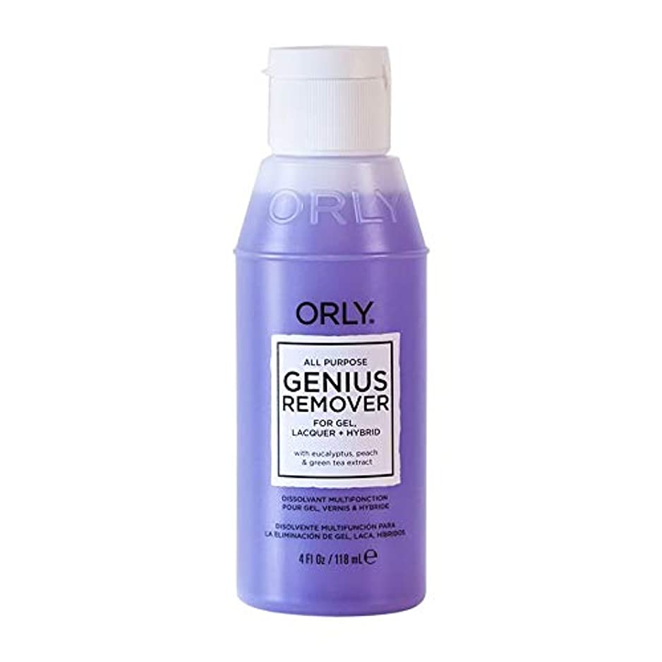 ORLY オールパーパスジーニアスリムーバー 118mL