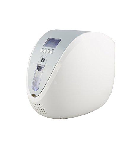 酸素濃縮器 - スマートホーム酸素濃縮器ポータブル空気清浄機...
