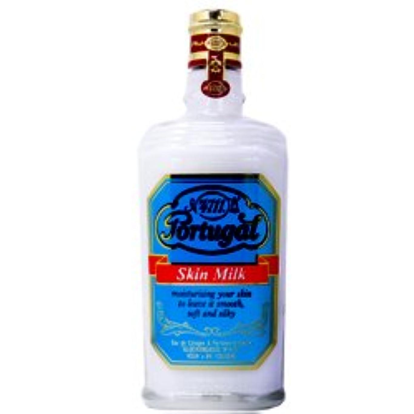 フィールド機械的にマイク柳屋 4711 ポーチュガル スキンミルク (乳液) 150mL