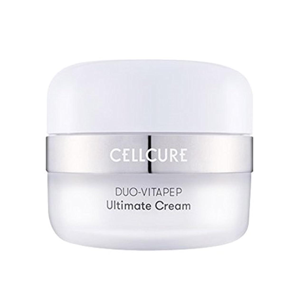 リーダーシップ裏切り者句読点Cellcure Duo-Vitapep Ultimate Cream セルキュアデュオヴィータペップクリーム (50ml)