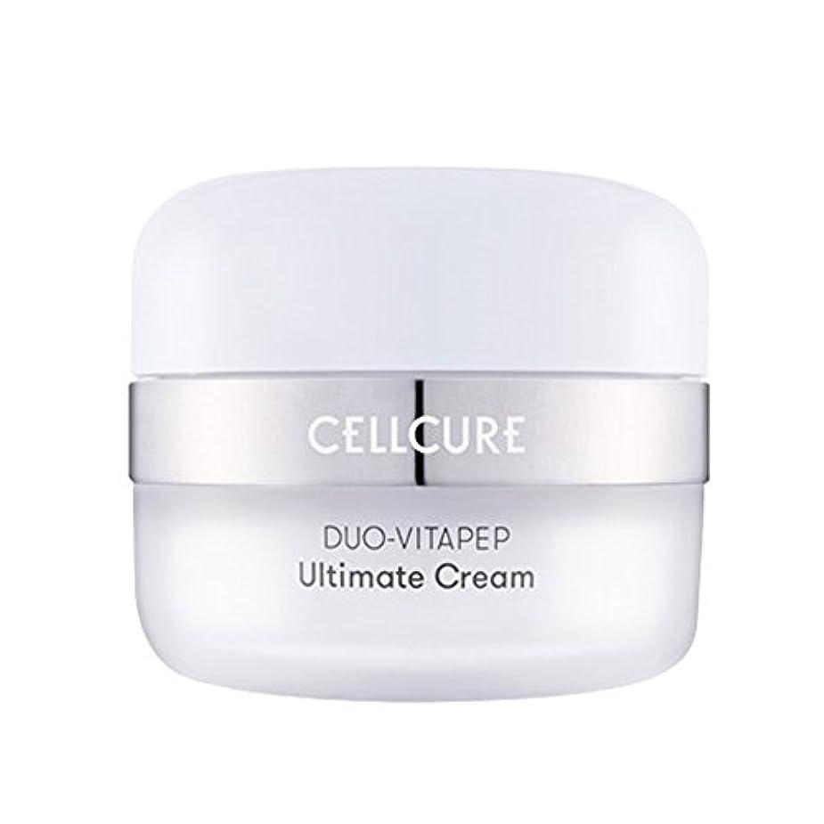 管理動物給料Cellcure Duo-Vitapep Ultimate Cream セルキュアデュオヴィータペップクリーム (50ml)