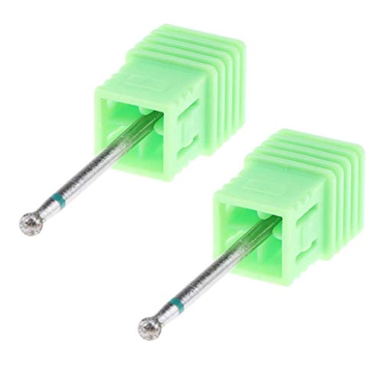 Perfeclan マニキュア ネイルドリルビット 研削ネイル 爪磨き ジェル除去 高硬度 高強度 高温耐性