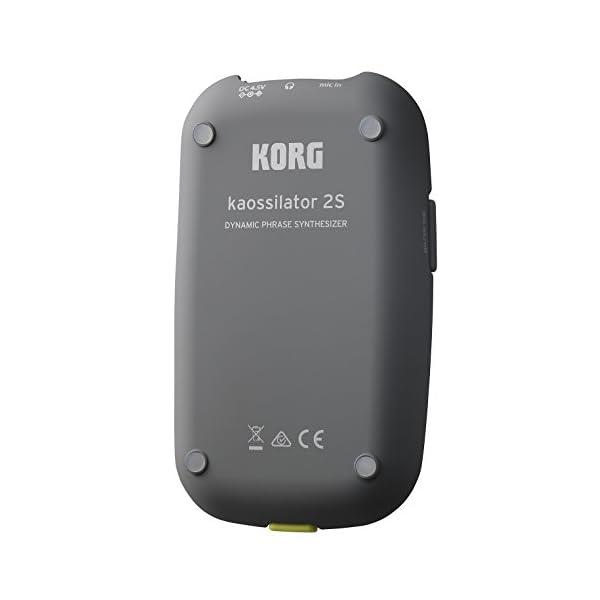 KORG シンセサイザー 手のひらサイズ ka...の紹介画像4