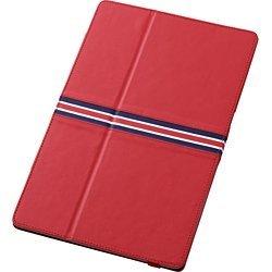 レイ・アウト Xperia Tablet Z SO-03E フラップタイプ・レザー(合皮) レッド RT-SO03ELC4/R