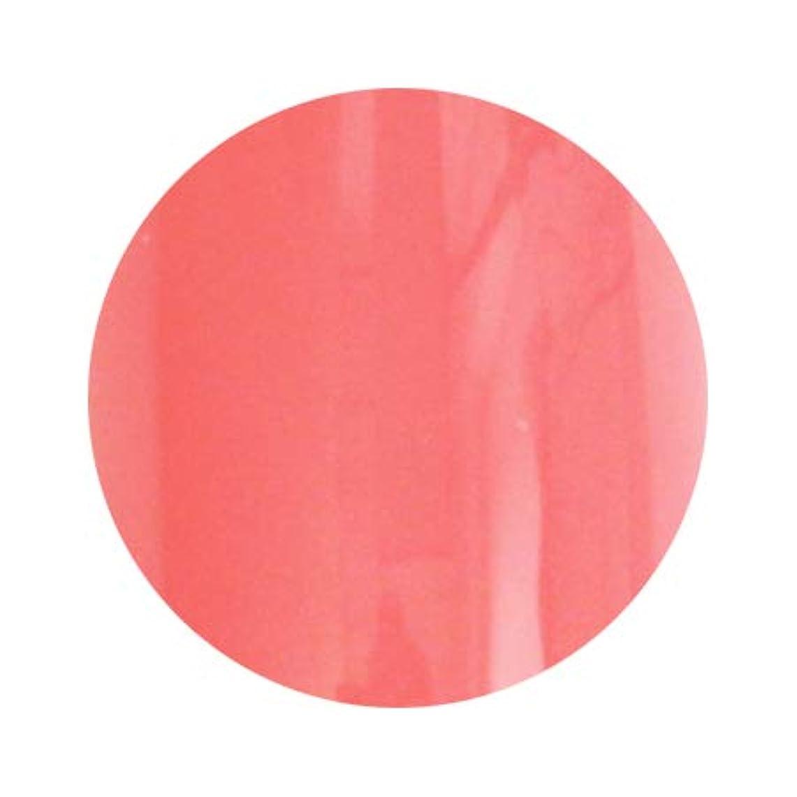 ここに提唱する面LUCU GEL ルクジェル カラー ORM05 コーラル 3.5g