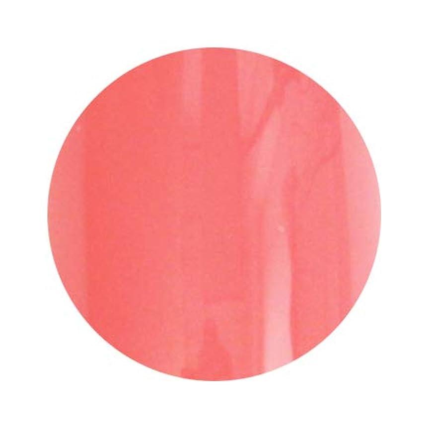 口径筋女性LUCU GEL ルクジェル カラー ORM05 コーラル 3.5g