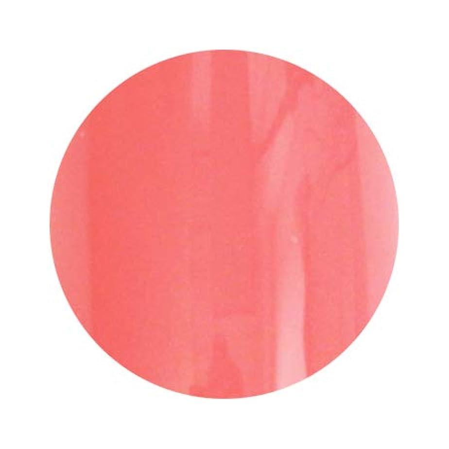 夜明け雪の暗いLUCU GEL ルクジェル カラー ORM05 コーラル 3.5g