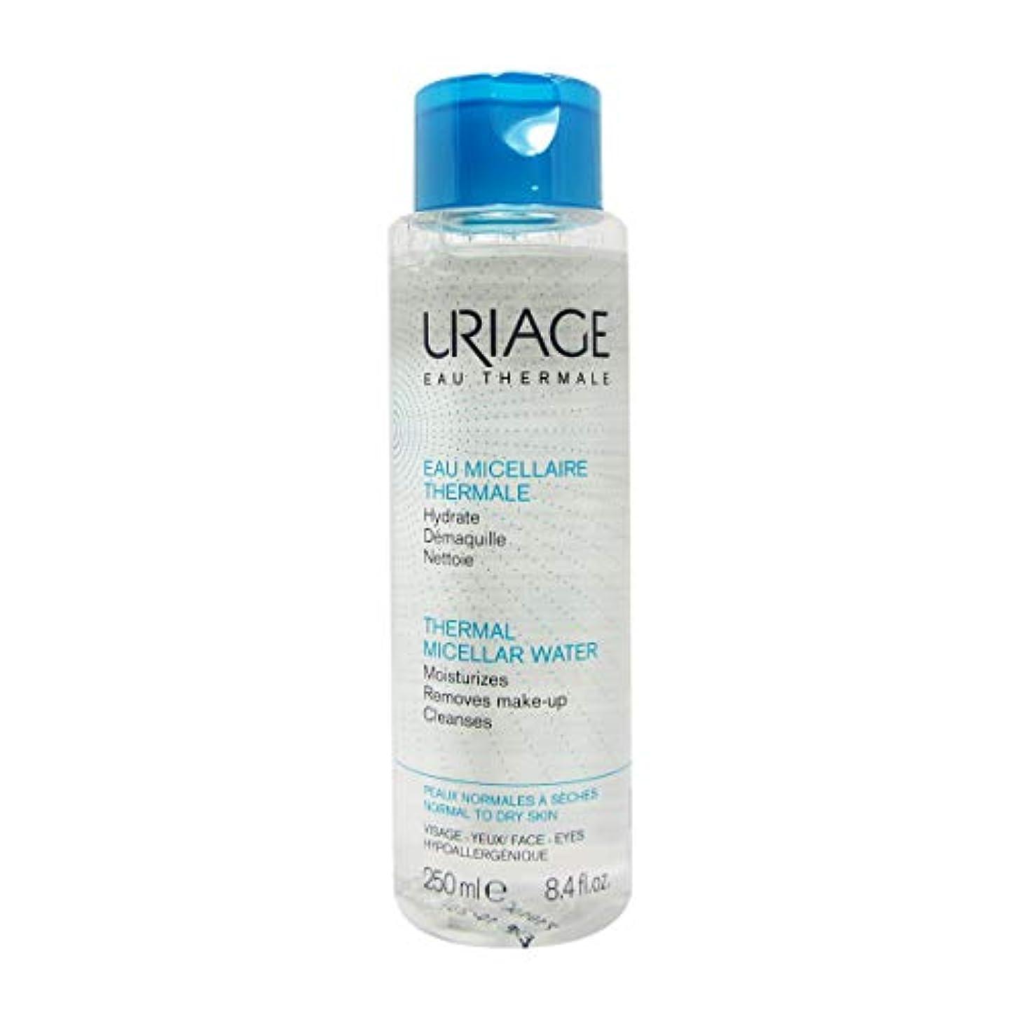 元気普及知っているに立ち寄るUriage Thermal Micellar Water Normal To Dry Skin 250ml [並行輸入品]