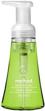 Method Foaming Hand Wash, Green Tea and Aloe, 300 ml