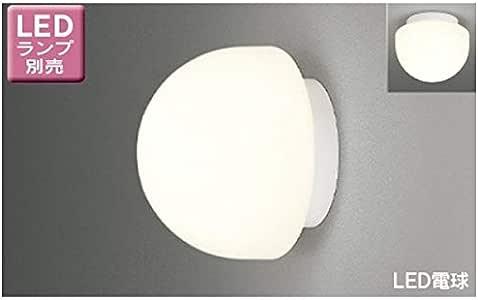 東芝ライテック LEDブラケット/シーリングライト 一般住宅 浴室灯 ミニクリプトン形 φ195 ランプ別売