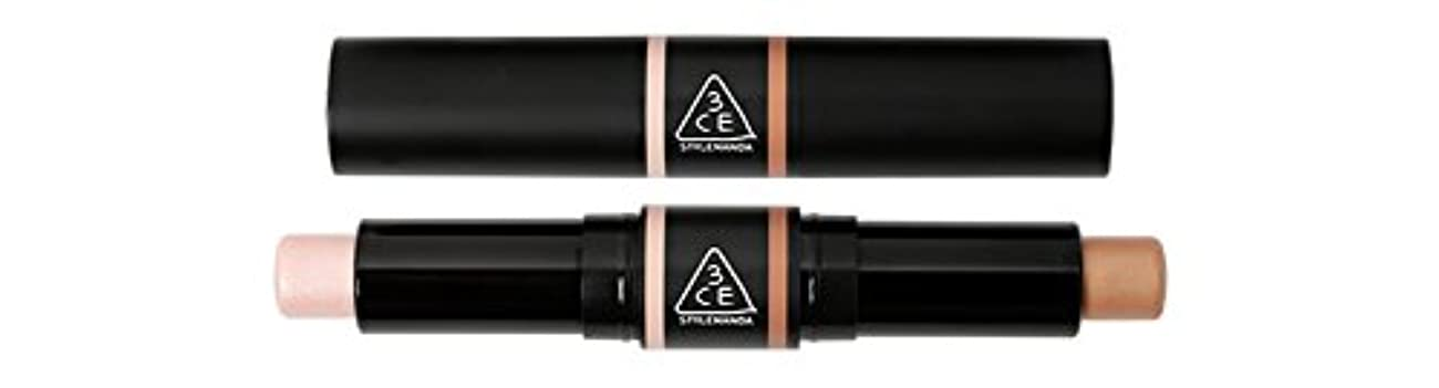3CE (3 CONCEPT EYES) 3CE DUO CONTOUR STICK (02)