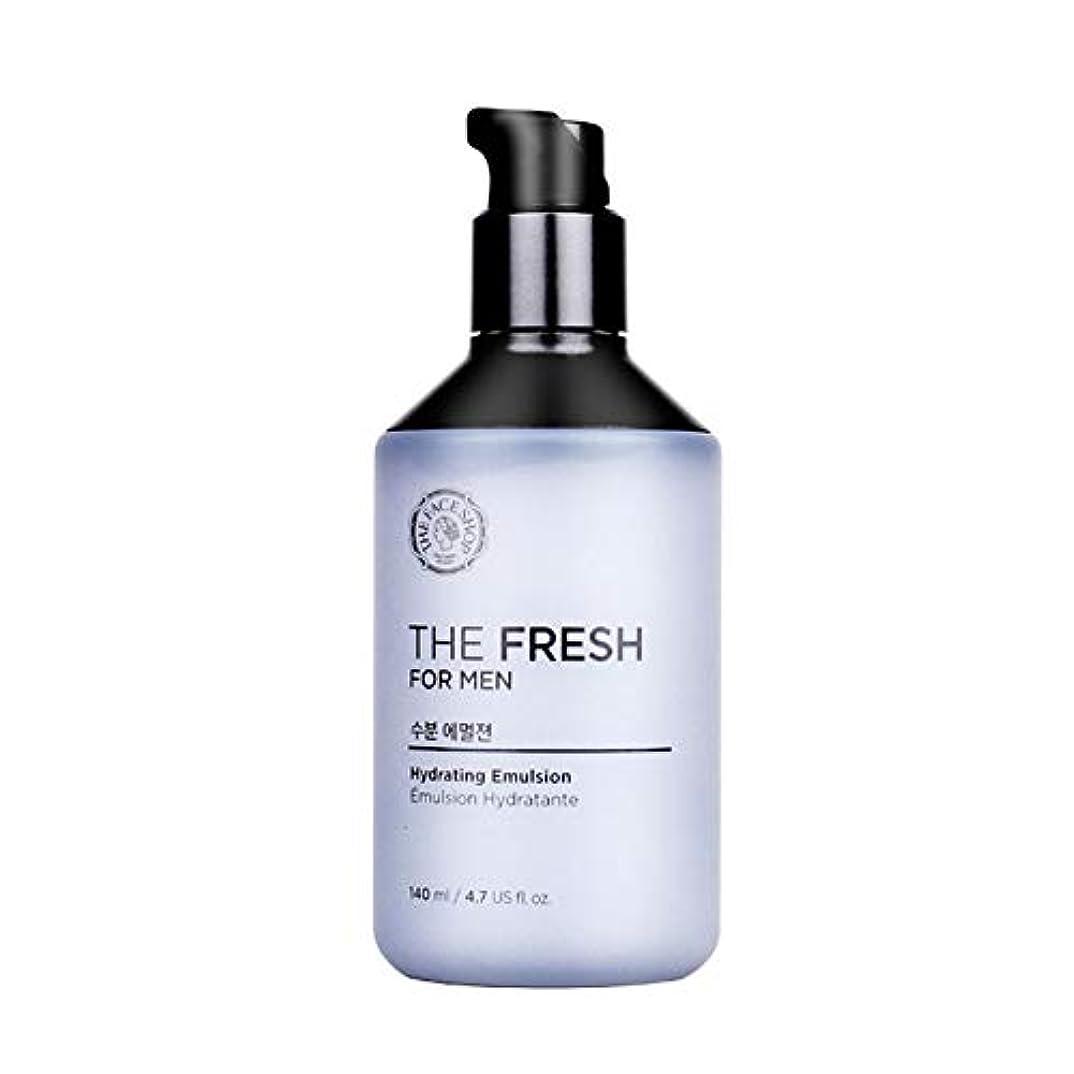 カトリック教徒メキシコサスペンドザ?フェイスショップザ?フレッシュフォーマン水分エマルジョン140mlメンズコスメ、The Face Shop The Fresh For Men Hydrating Emulsion 140ml Men's Cosmetics...