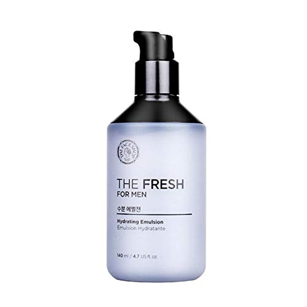 提供されたセンサー空気ザ?フェイスショップザ?フレッシュフォーマン水分エマルジョン140mlメンズコスメ、The Face Shop The Fresh For Men Hydrating Emulsion 140ml Men's Cosmetics...