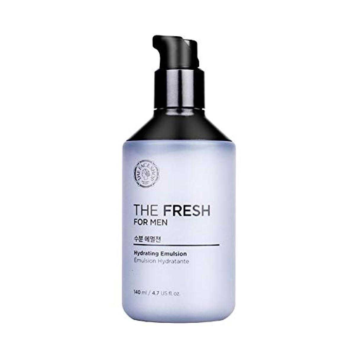 売るに渡って把握ザ?フェイスショップザ?フレッシュフォーマン水分エマルジョン140mlメンズコスメ、The Face Shop The Fresh For Men Hydrating Emulsion 140ml Men's Cosmetics...
