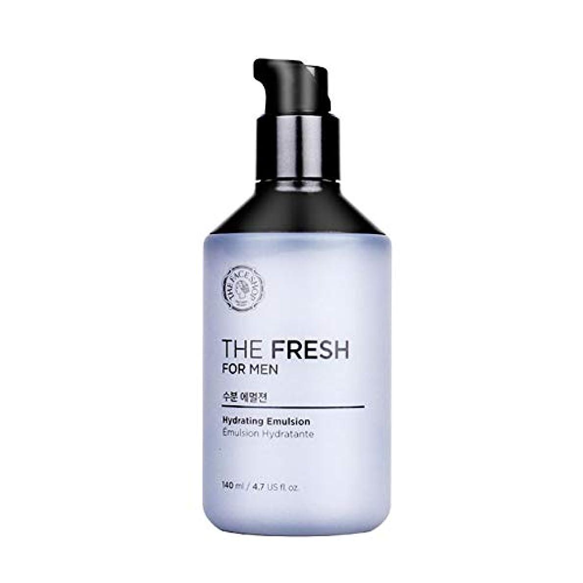 探検食事を調理する空洞ザ?フェイスショップザ?フレッシュフォーマン水分エマルジョン140mlメンズコスメ、The Face Shop The Fresh For Men Hydrating Emulsion 140ml Men's Cosmetics...