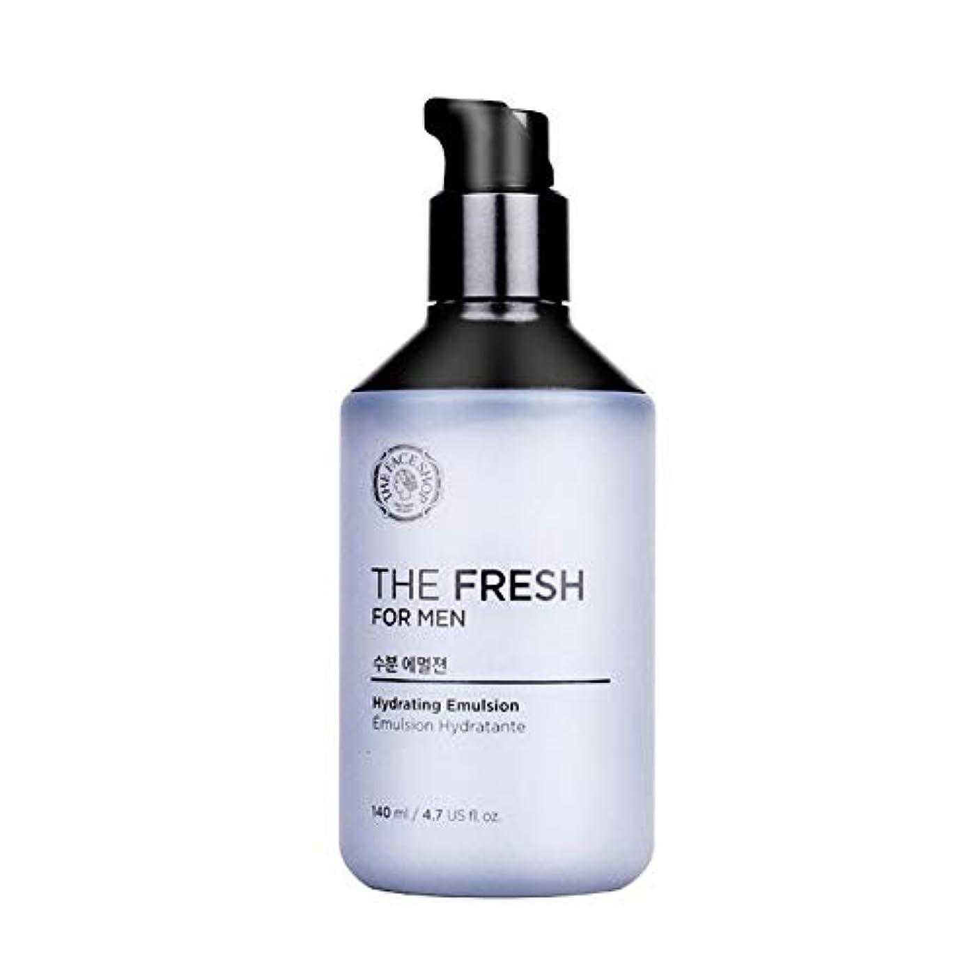 離婚偏心軍隊ザ?フェイスショップザ?フレッシュフォーマン水分エマルジョン140mlメンズコスメ、The Face Shop The Fresh For Men Hydrating Emulsion 140ml Men's Cosmetics...