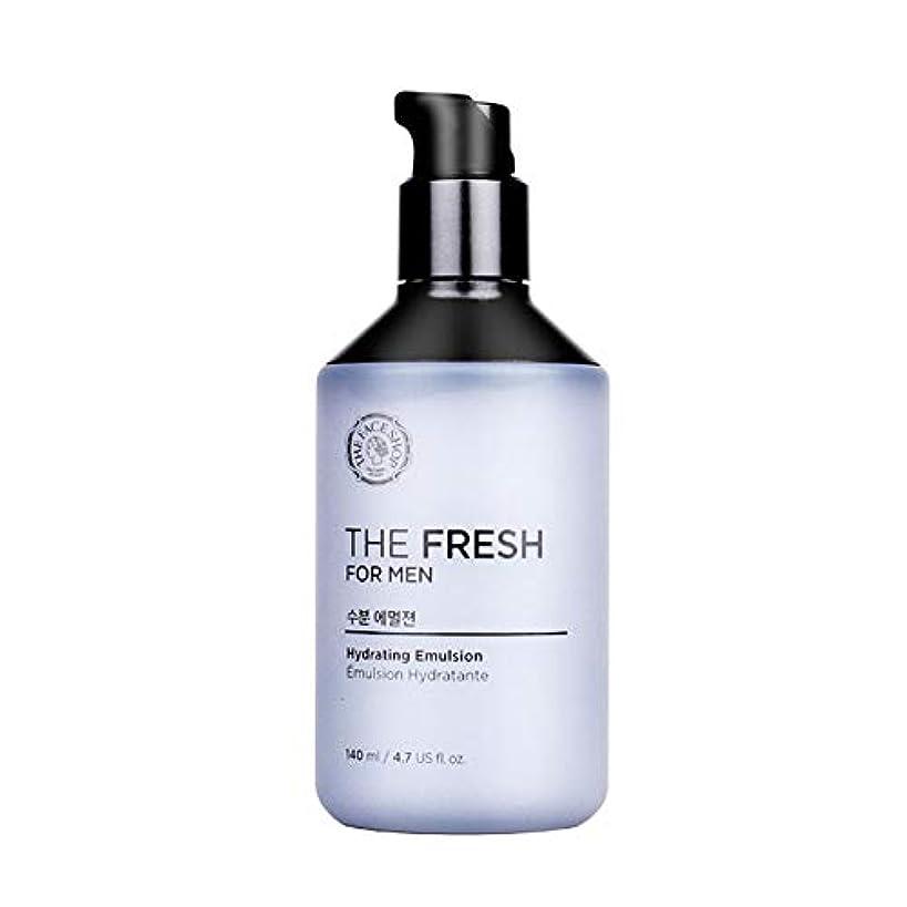 広大な清める乱気流ザ?フェイスショップザ?フレッシュフォーマン水分エマルジョン140mlメンズコスメ、The Face Shop The Fresh For Men Hydrating Emulsion 140ml Men's Cosmetics...