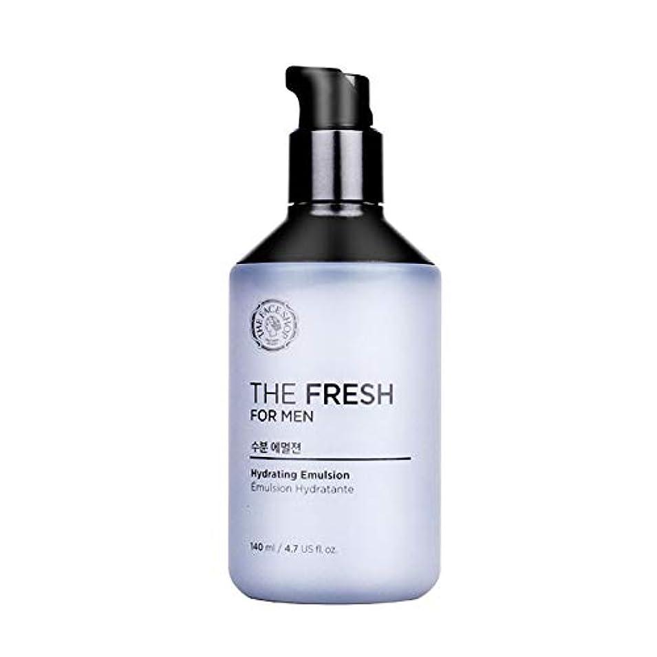 世界から高めるザ?フェイスショップザ?フレッシュフォーマン水分エマルジョン140mlメンズコスメ、The Face Shop The Fresh For Men Hydrating Emulsion 140ml Men's Cosmetics...