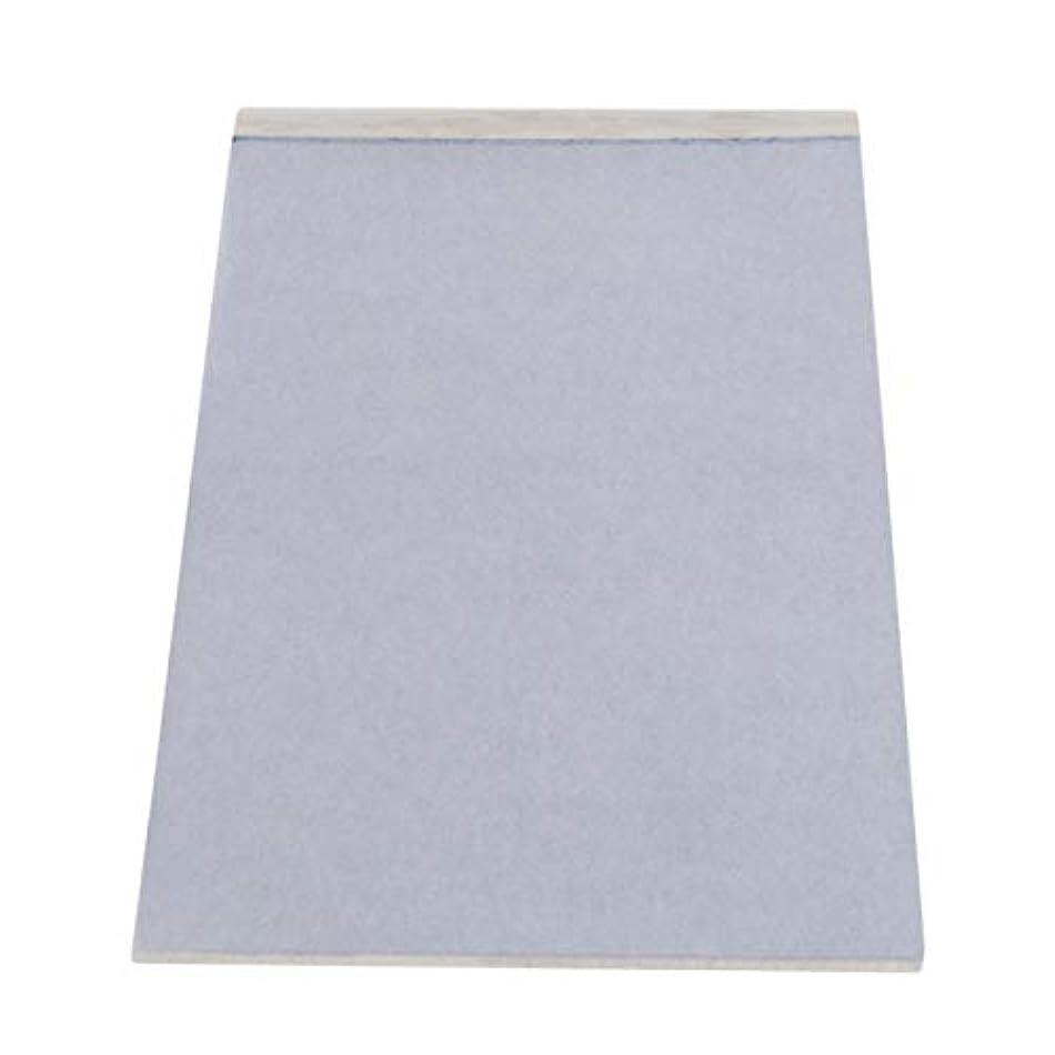 不名誉止まる説得Bigsweety タトゥー 転写用紙 5枚セット ブルー1パック(50枚)タトゥー転写紙 プロのタトゥーツール