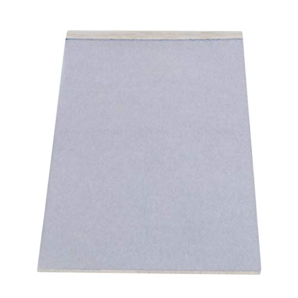 強化ベンチャーホットBigsweety タトゥー 転写用紙 5枚セット ブルー1パック(50枚)タトゥー転写紙 プロのタトゥーツール